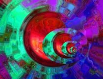 red space- kpmart by Uschy Baumgarten