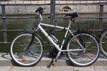 Fahrrad an der Spree by farbart