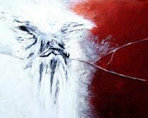 Mystischer Engel von Barbara Tolnay