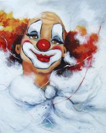 Clown Ladi by Barbara Tolnay