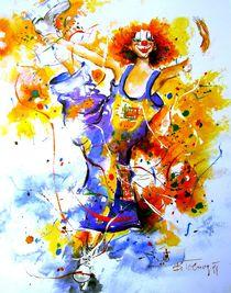 Eistanz by Barbara Tolnay