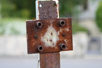 Rusty Cross by Timo Gugel