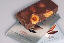Schokolade von edler