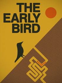 The early bird gets the worm... by hannah