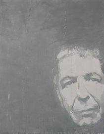Leonard Cohen by Smitty Brandner