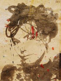 Björk on Paper by Smitty Brandner
