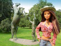 Barbie und der Hengst Wohlklang von Matthias Krüger