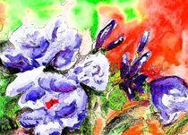 Blütentraum by Caroline Lembke