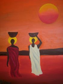Afrika by Birgit Schnapp