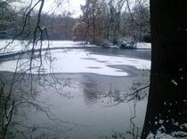 Ausblick auf den Wintersee von mondschwester