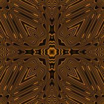 Golden-Braunes-Design von mondschwester