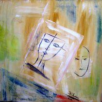 Traumgesichter von Brigitte Hohner