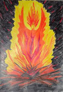 Feuerengel by annas