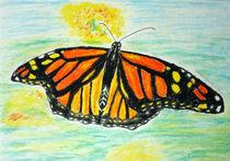 Monarchfalter by annas