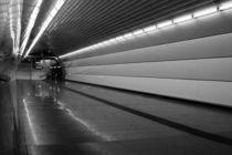 Tunnel von wechsellicht
