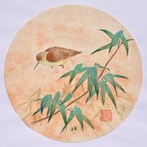 Watender Vogel by Claudia Janßen