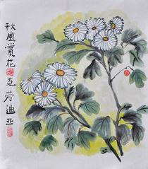 Chrysanthemen by Claudia Janßen