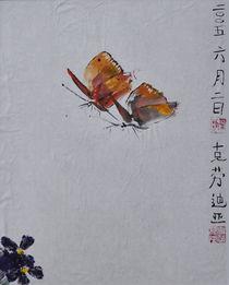 Der Duft der Blüten zieht nicht nur einen an 1 by Claudia Janßen