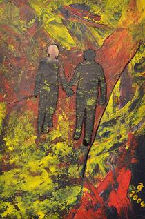 Gemeinsam durch das Chaos des Lebens gehen by Claudia Janßen