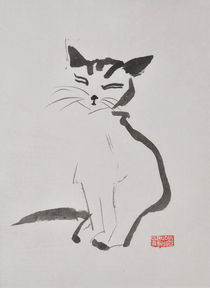Katze by Claudia Janßen