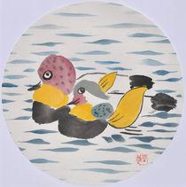 Entenpaar by Claudia Janßen