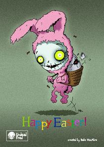 Happy Easter! by volkertoons