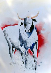 Stier von Theodor Fischer