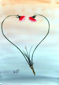 Liebe by Theodor Fischer
