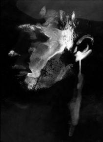 Fotochemisches Selbstportrait by Stefan Hopf