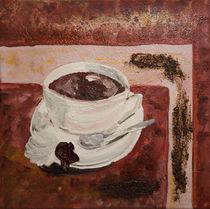 Kaffeepause von Brigitte Wild