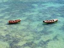 Boote von Monika Sturm