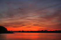 Red sky by scphoto