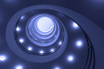 Blue swirl by scphoto