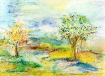 zwei Bäume von claudiag