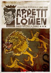 Cover Appetit des Löwen by Christian Zanotelli
