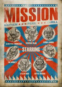 the mission von Christian Zanotelli