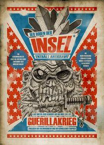 Monkey Skull von Christian Zanotelli