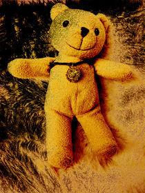 Tender Teddy by amelierauschenbach