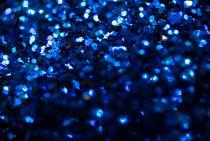 Glitter - Blau by 9fx