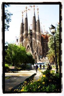 La Sagrada Familia by martina braun-rodmann