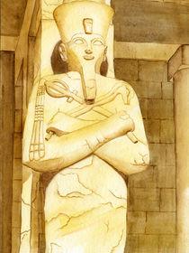 Hatschepsut - einzige äpyptische Herrscherin by Nina Vahrenkampf