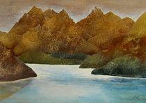 Herbstgebirge by Ingrid Nagl-Zeiler