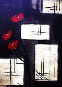 Nacht der Mohnblumen von mo08