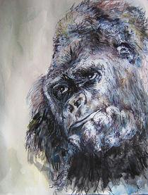 Menschen-Affe von Renée König