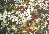 Kirschblüten von Renée König