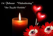 Valentinstag - Der Tag für Verliebte von Juana Kreßner