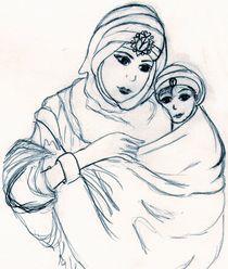 Die Berberin  by Katrin KaciOui