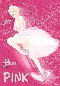 tickles me pink von Boris Jai Beutenmueller