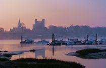 River Medway at Dawn by Jackie Hagan