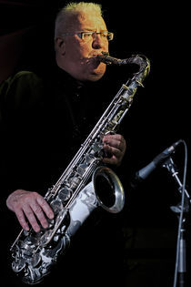 Saxophon by Michael Guntenhöner